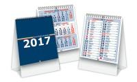 Calendari da tavolo Trittici