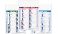 Calendario olandese a due colori