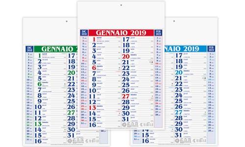 7a9bf1657d Calendari personalizzati nuovi modelli 2019 - Easy Gadget