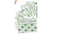 Calendari tascabili in Plastica satinata