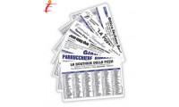 Calendari tascabili in cartoncino plastificato art.4
