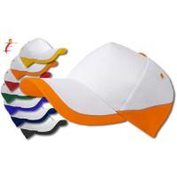 Cappellini base bianca personalizzati