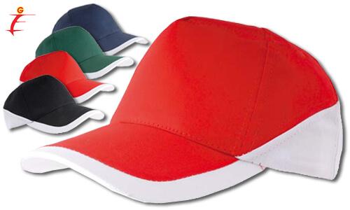Cappellini base colorata promozionali