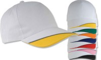 Cappellini inserto colorato