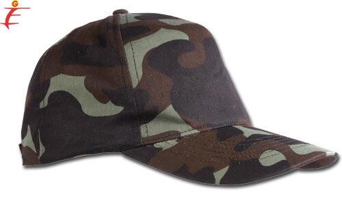 Cappellino Mimetico Stile Militare