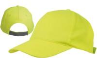 Cappellino alta visibilità adulto
