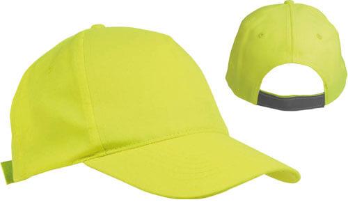 Cappellino alta visibilità bambino
