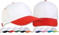 Cappellini base bianca promozionali