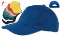 Cappellino a 5 pannelli