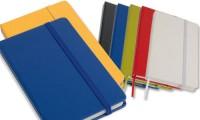 Quaderno con elastico tipo Molesckine 9x14