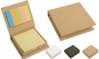 Porta foglietti adesivi 9,5 X 9,3 cm