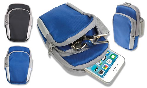 Porta smartphone imbottito