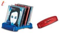 Porta cd da tavolo pieghevole