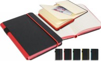 Quaderno Serie Black 9,4 x 14 cm