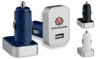 Adattatore USB auto