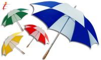 Ombrelli personalizzati a spicchi colorati