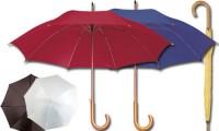 Ombrelli in legno serie Easy