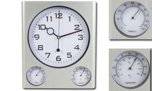 Orologio rettangolare da parete