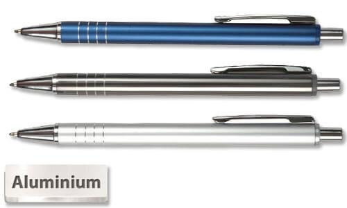 Penna promozionale in alluminio/metallo