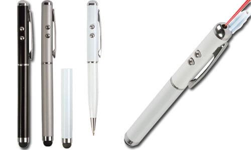 Penne con laser integrato in astuccio