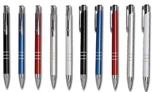 Penne in Metallo Tre Anelli