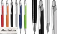 Penna corpo in lacca in alluminio