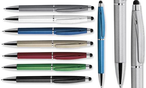Penne colori Effetto Metal