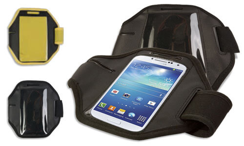 Porta Smartphone Running