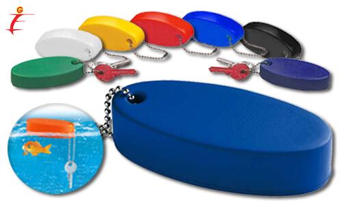 Portachiavi galleggianti personalizzati