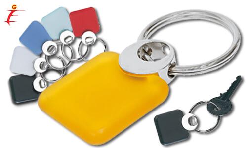Portachiavi personalizzati in metallo lucido