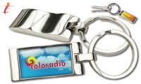 Porta chiavi ondulato