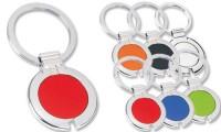 Porta chiave in acrilico colorato