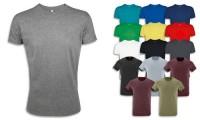 Tshirts taglio aderente, stile trendy