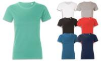 T-shirt donna, cotone - 200 gr