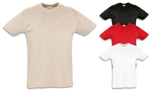 Tshirts uomo cotone Biologico certificato OCS
