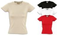 Tshirts donna cotone Biologico certificato OCS