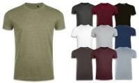 T-Shirt taglio Slim, in cotone da 190 gr.