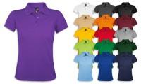 Polo donna, stile classico ed ampia gamma di colori