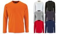 T-shirt, Unisex stile classico in Jersey 190gr